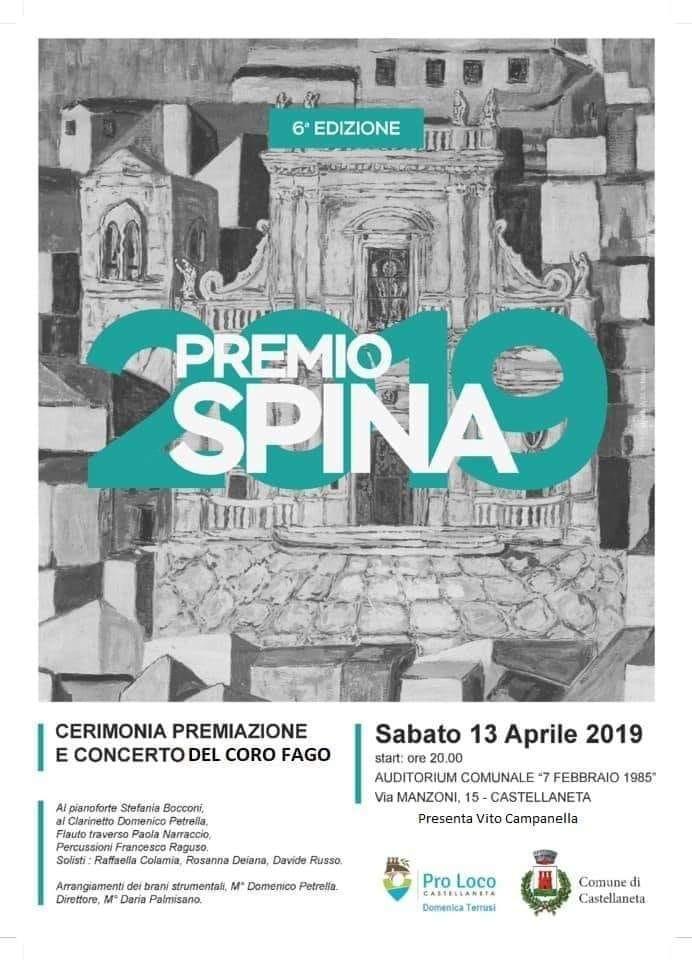 Premio Spina 2019